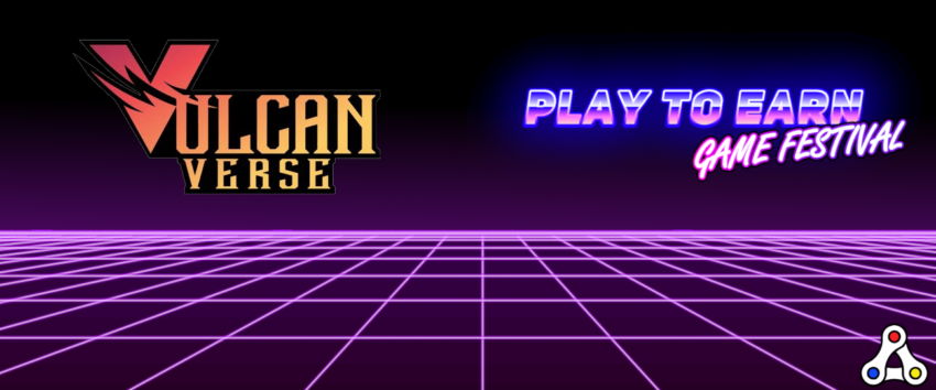 vulcanverse play to earn game festival partnership