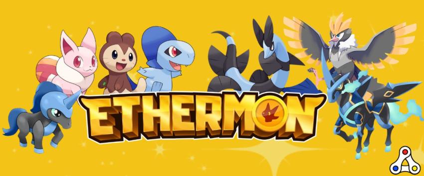 Ethermon new logo