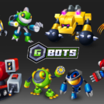 Gamee Unveiled Plans for G-Bots NFTs