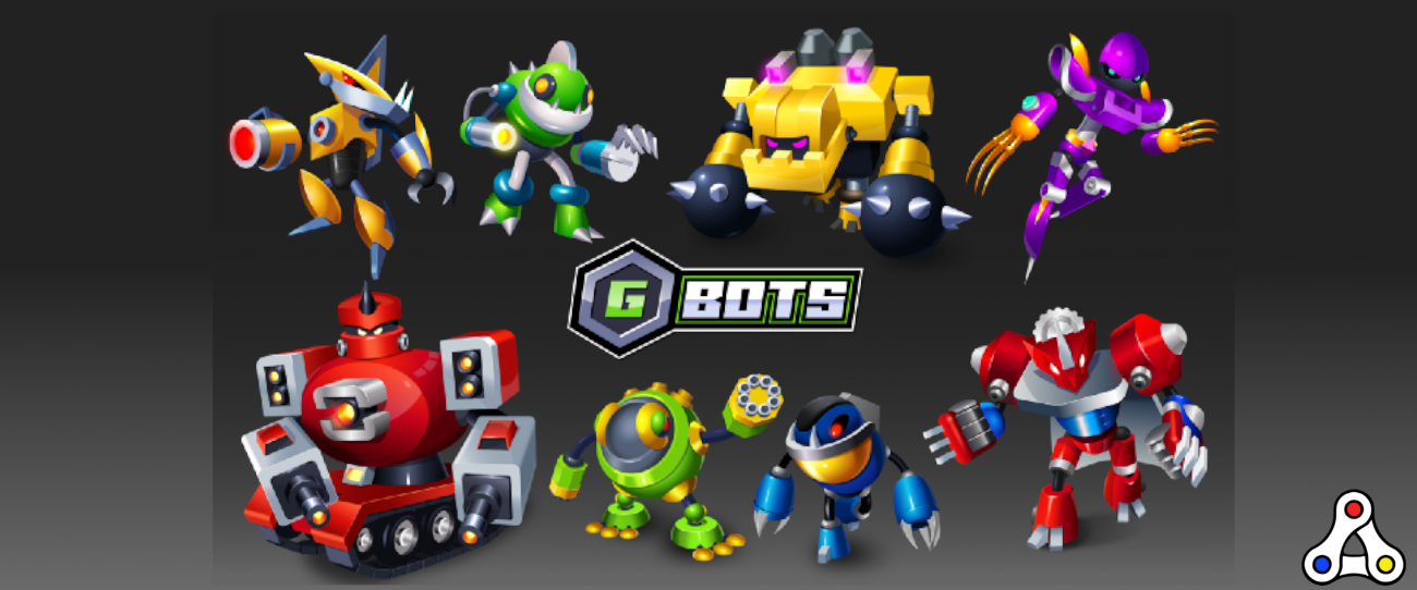 Gamee GMEE NFTs G-Bots