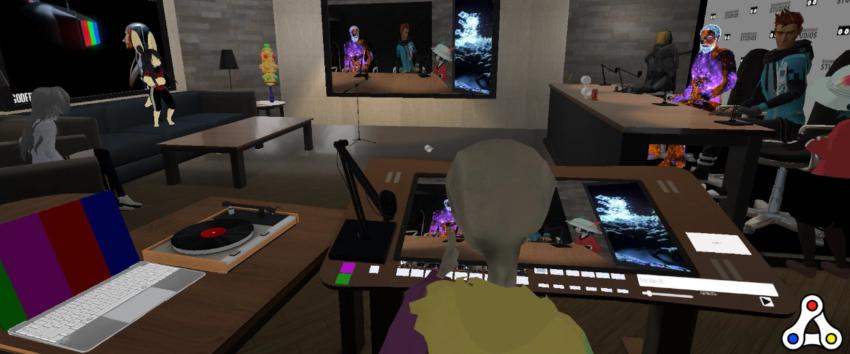 Webaverse studio live screenshot