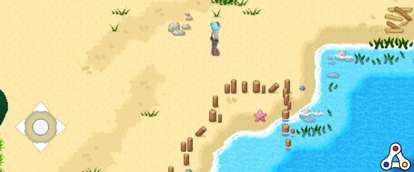 chainmonsters beach sand mobile screenshot