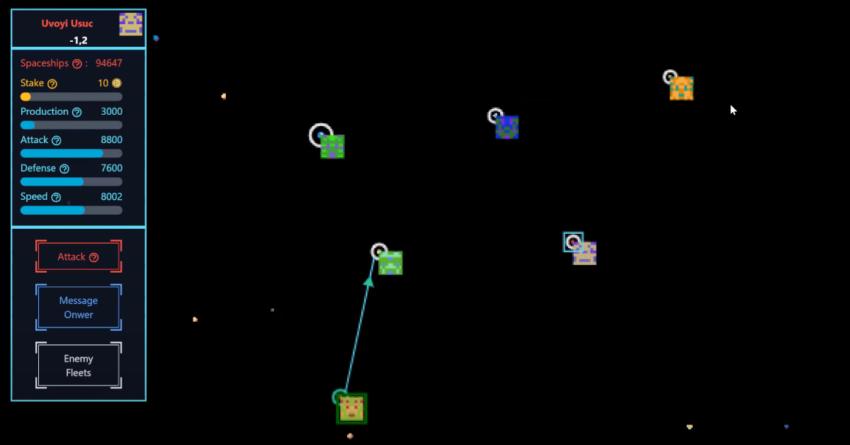 conquest gameplay screenshot alpha test