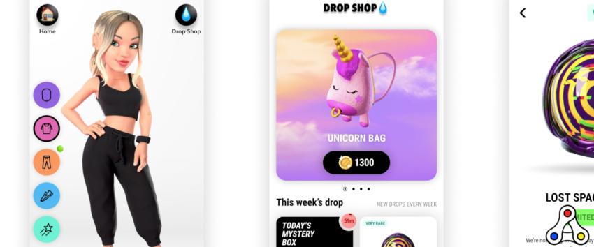 genies drop shop marketplace