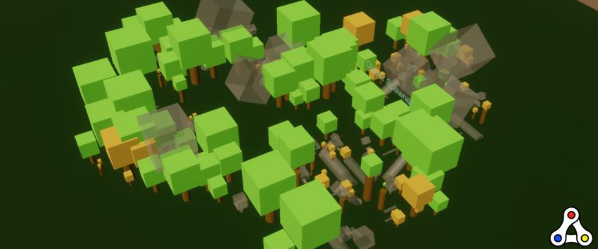 mirandus forest demo