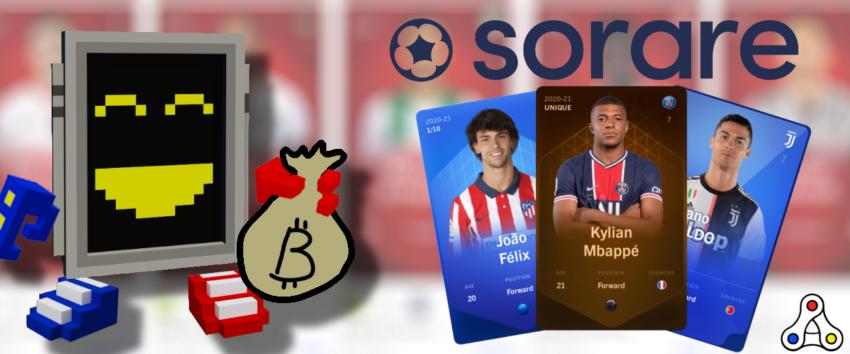 play to earn sorare fantasy football