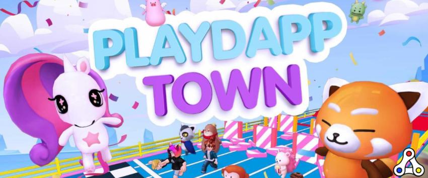 playdapp town roblox nft metaverse