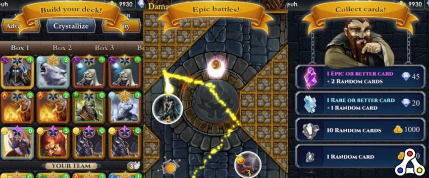 spells of genesis screenshots