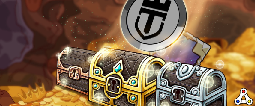 tower token NFT chests