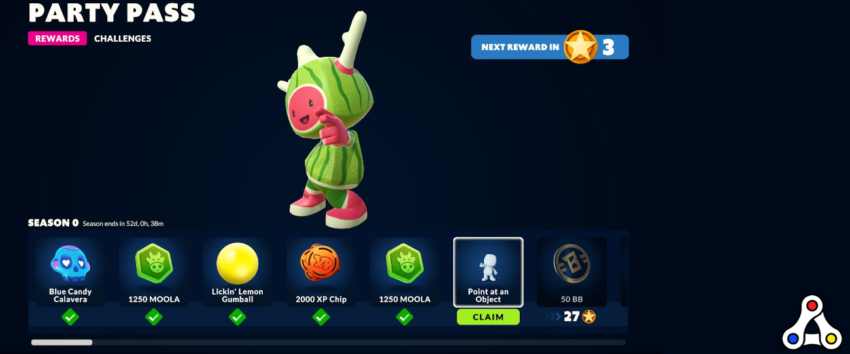 blankos party pass screenshot