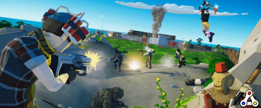 lightnite screenshot battle royale