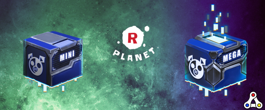 rplanet aether token mining NFT
