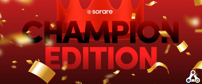 sorare cards champion edition