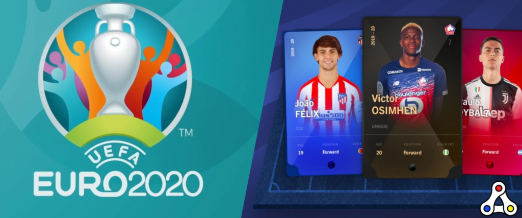 uefa euro 2020 fantasy football sorare NFT cards