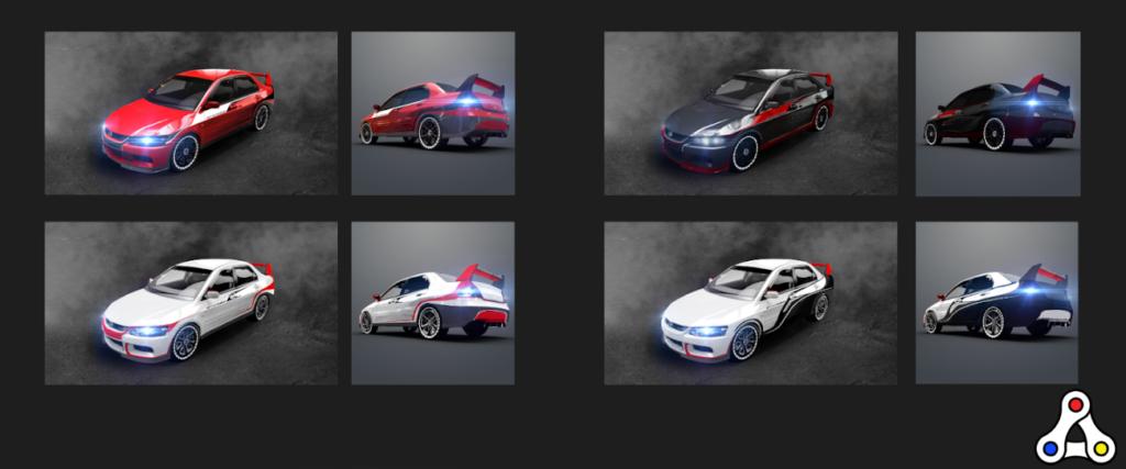 New REVV race game Animoca Brands