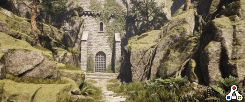 VulcanVerse screenshot environment