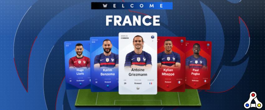 france national team euro 2020 sorare