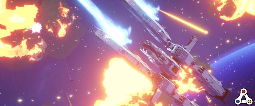 infinite fleet battle screenshot