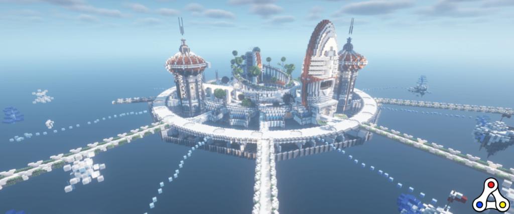 mymetaverse meta city minecraft NFT land