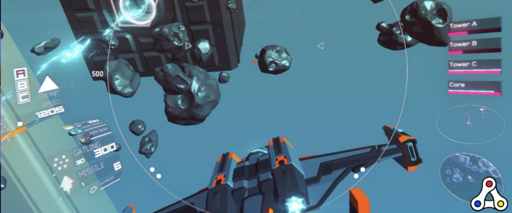 Space misfits alpha ảnh chụp màn hình