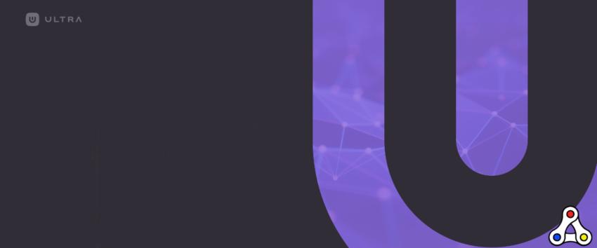 ultra logo artwork UOS blockchain