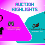 Aavegotchi Bid-to-Earn Auctions Now Live