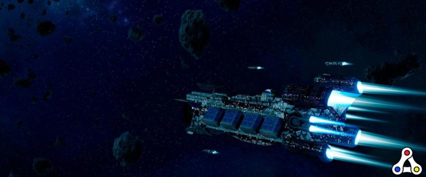 farsite spaceship screenshot