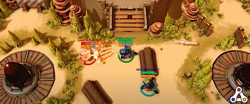 gala games spidertank project screenshot