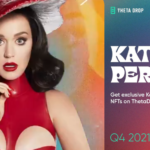 Katy Perry to Release NFT Collection on Theta Network