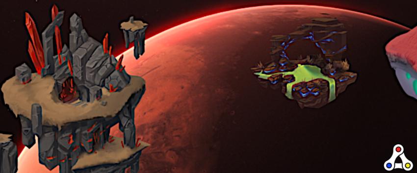 rplanet land upgrade
