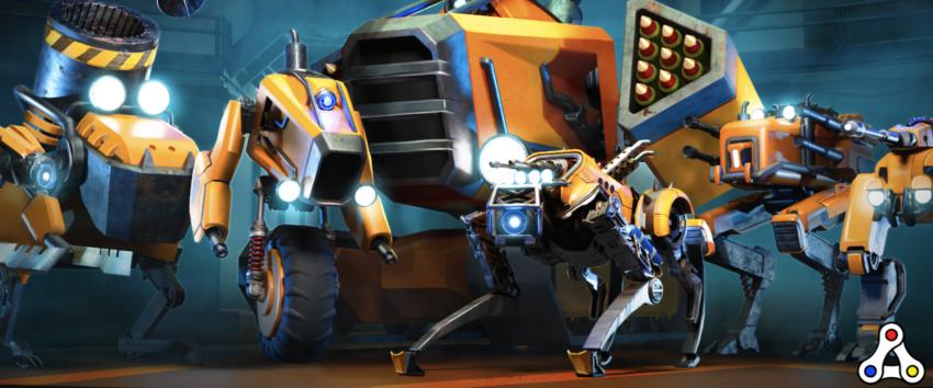 rplanet robot construction