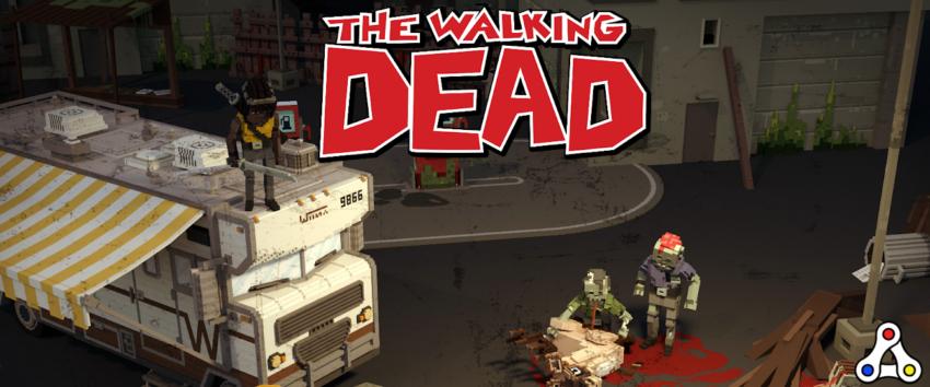 the sandbox the walking dead