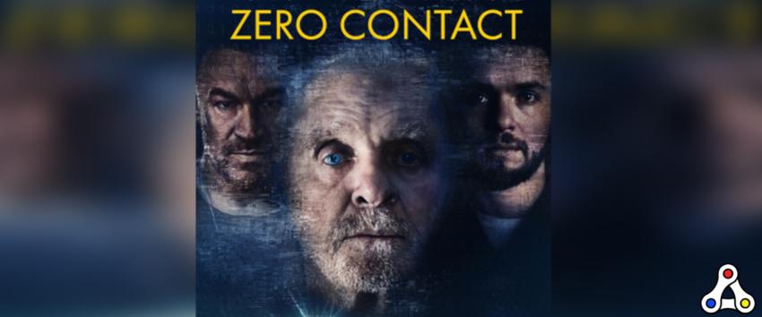 zero contact movie poster vuele NFT