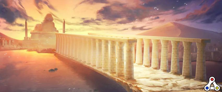 Gods Unchained bridge artwork