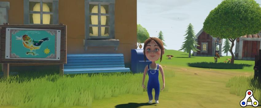 My Neighbor Alice game screenshot