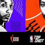 NBA Top Shot Drops First WNBA Packs on Friday