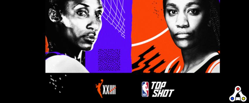 nba top shot WNBA packs