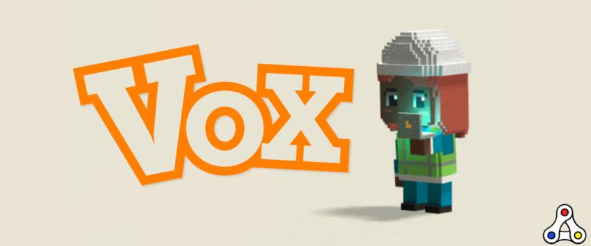 vox gala labs avatar nft games ecosystem