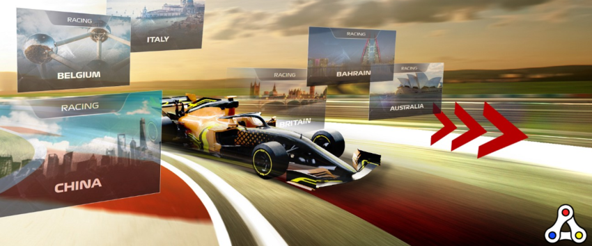 F1 Delta Time Grand Prix