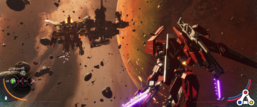 Phantom Galaxies gameplay screenshot 1