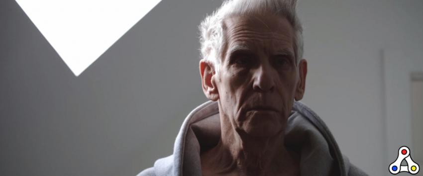 SuperRare David Cronenberg movie nft