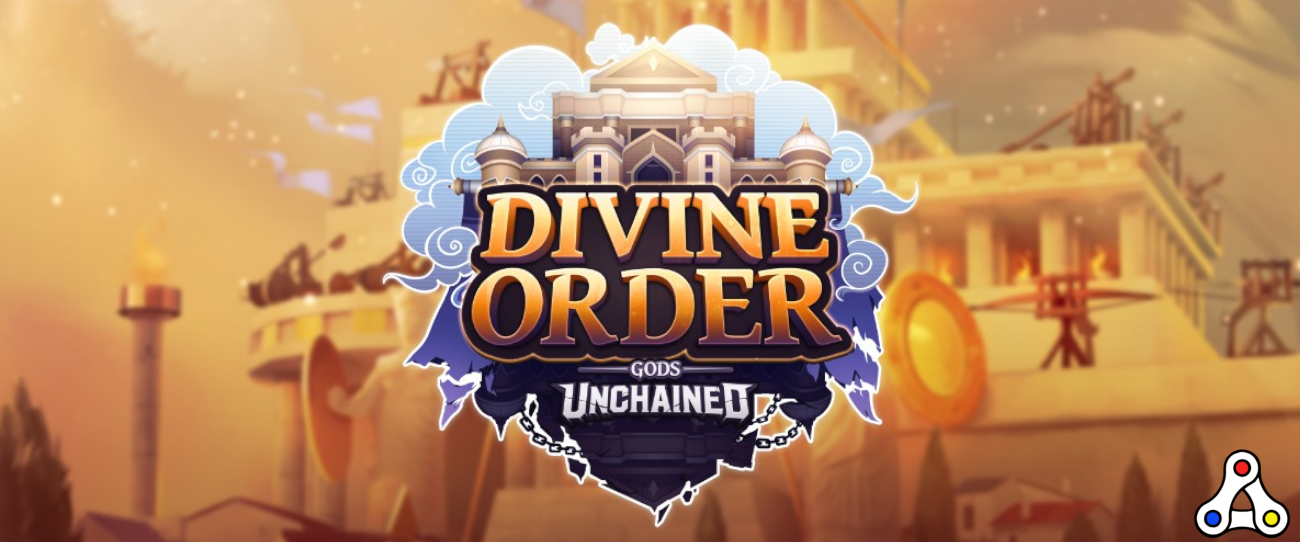 god unchained divine order logo