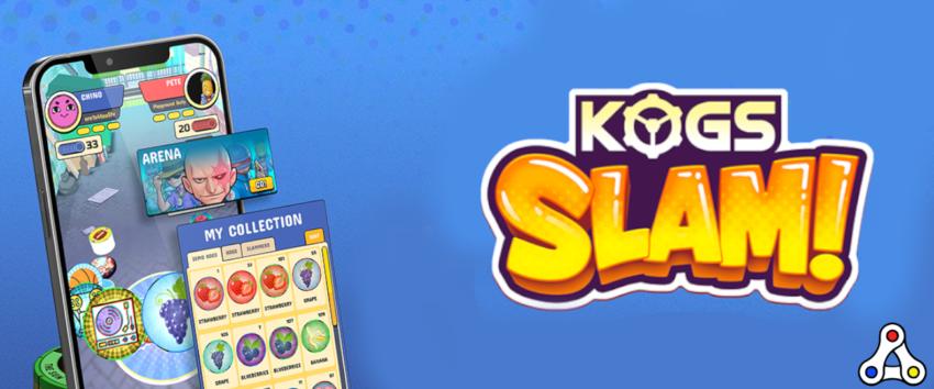 kogs slam beta wax game NFTs