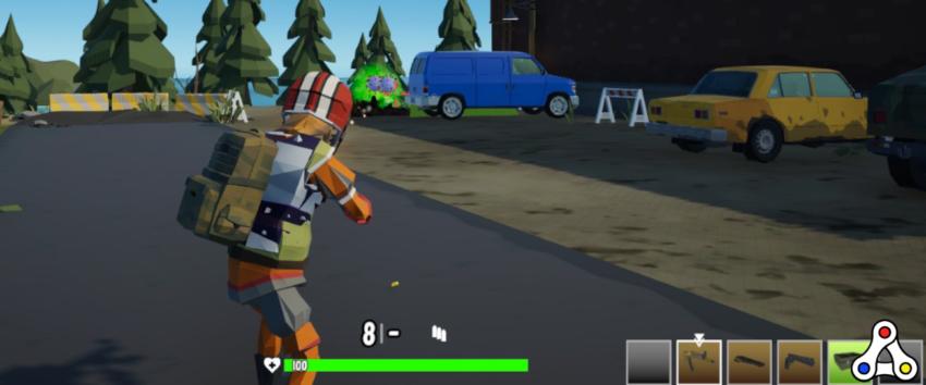 lightnite screenshot covid battle mode