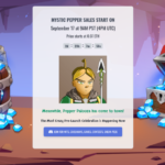 Pepper Attack NFT Character Sale This Friday