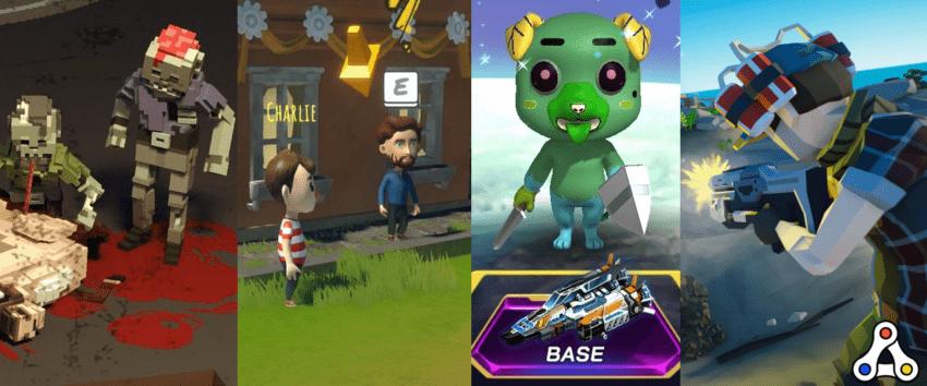 play to earn games september header