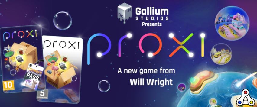 proxi will wright gallium nft