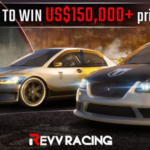 Win $150,000 in REVV Racing TOWER Cup