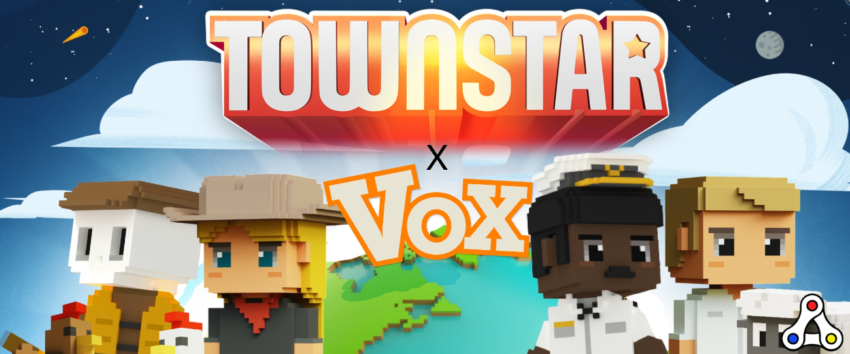 town star vox nft character